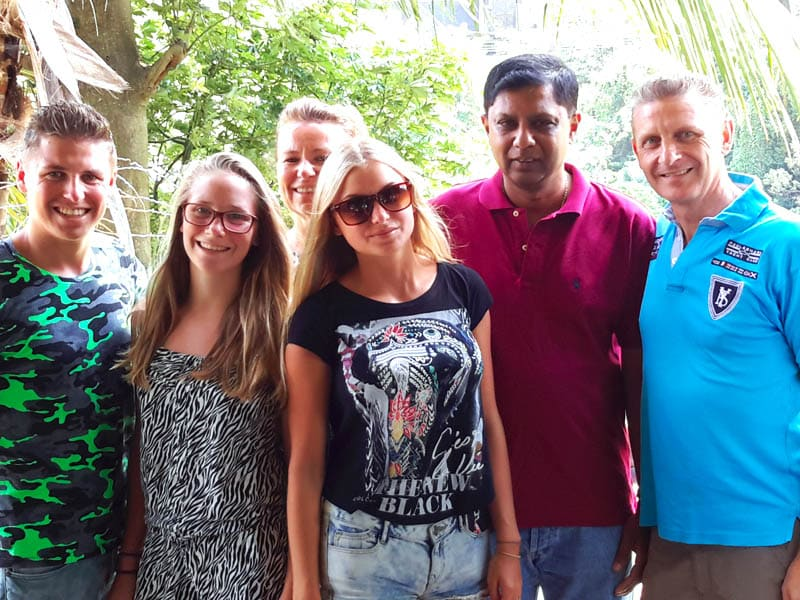 Sri lanka christi tours